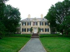 Longfellow House -- Washington's Headquarters