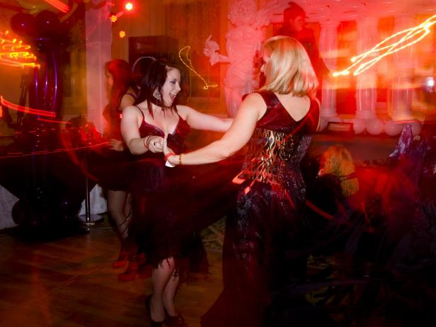 Salem Witches' Halloween Ball