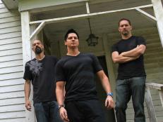 Zak, Nick and Aaron