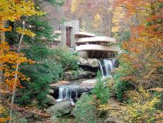 Experience autumn and Frank Lloyd Wright's amazing architecture with a few tips and suggestions from Travel Channel's own, Samantha Brown.