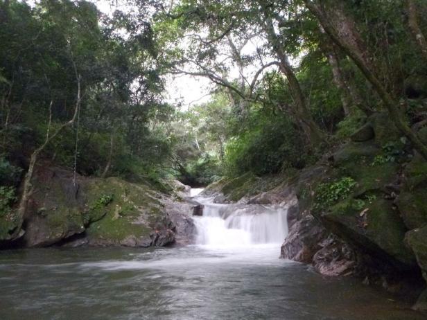 Pozo Azul, Minca, Santa Marta, Colombia