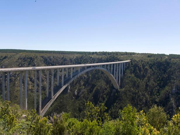 Bloukrans Bridge, Western Cape, South Africa