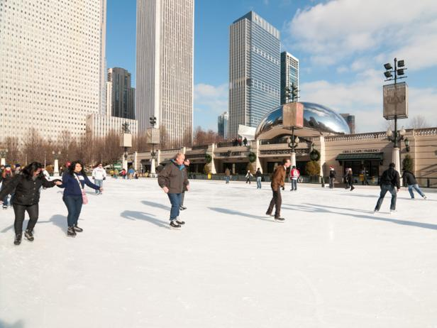 Chicago holiday travel