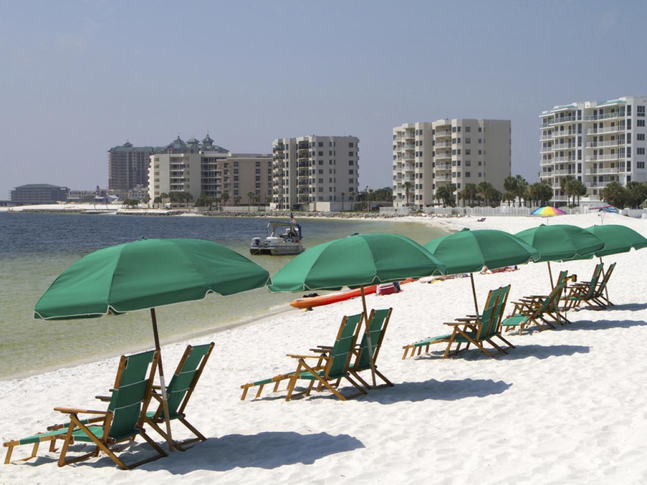 Louisiana Beach Condo Rentals