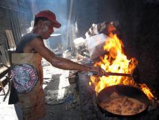 Bazurto Market in Cartagena, Colombia