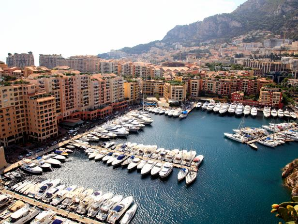 Monaco, highest life expectancy in the world