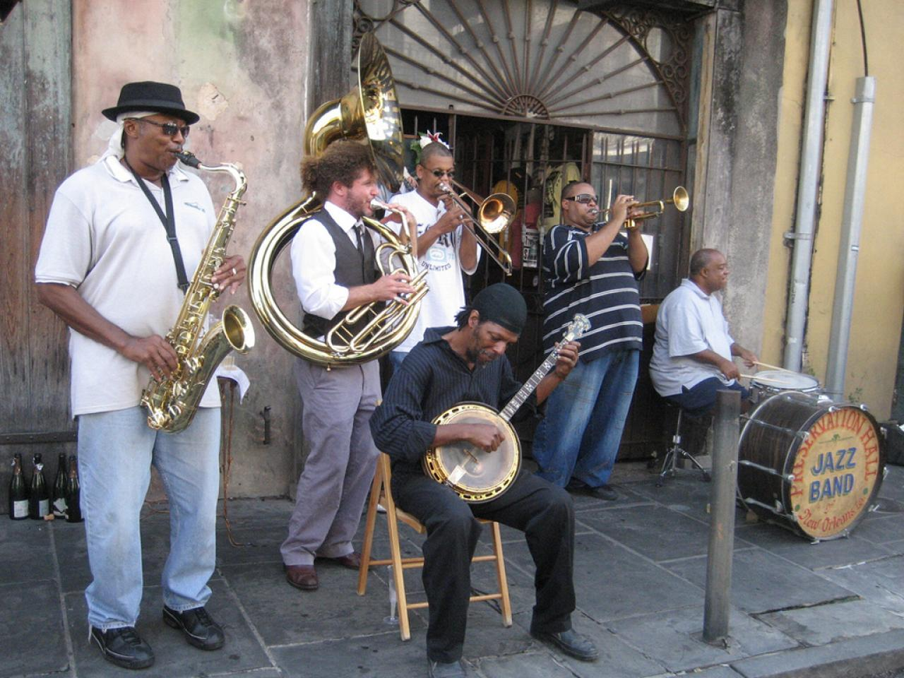 New Orleans Coolest Live Music Venues Travel Channel