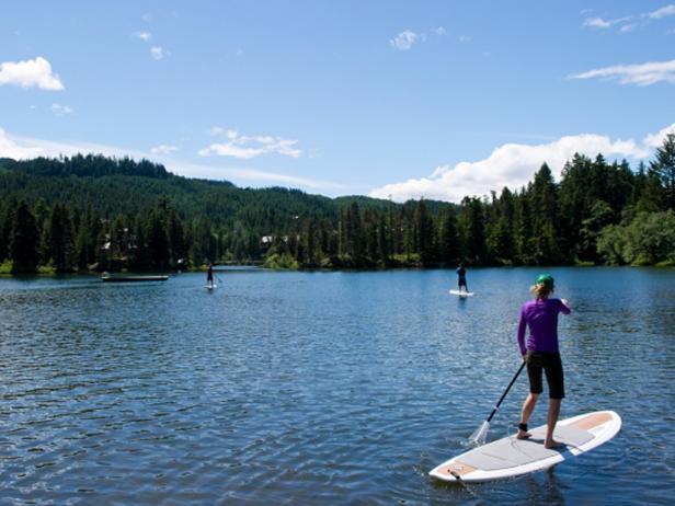 Alpha Lake Park