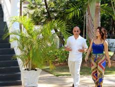 Design expert Blanche reinvents the Gardenia Resort in Jamaica.