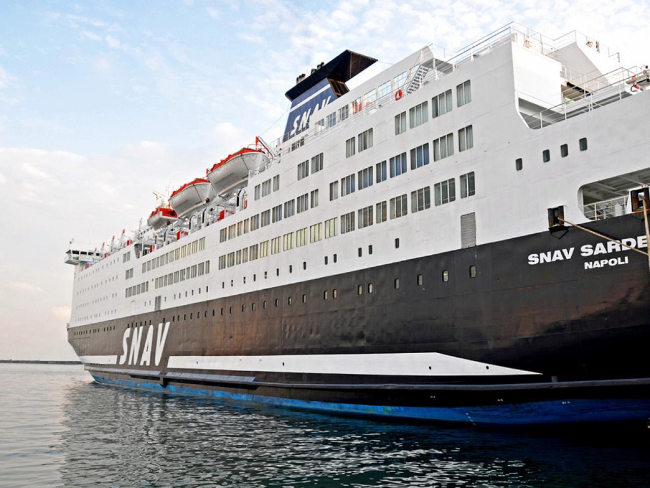 Book color line ferry - Snav Italian Ferry Company