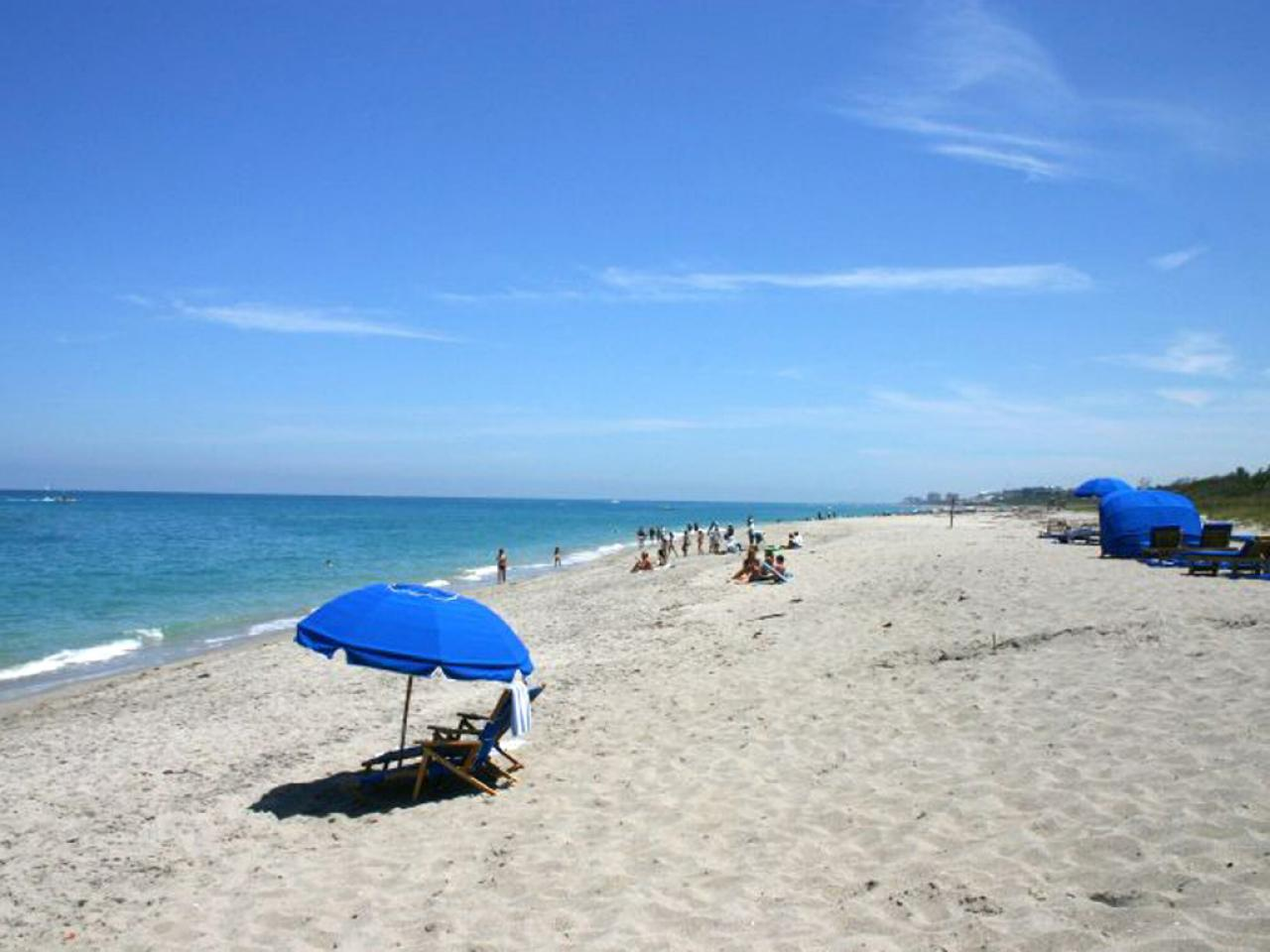 Top  Beaches In Florida  TravelChannelcom Travel Channel - Map of florida beach towns