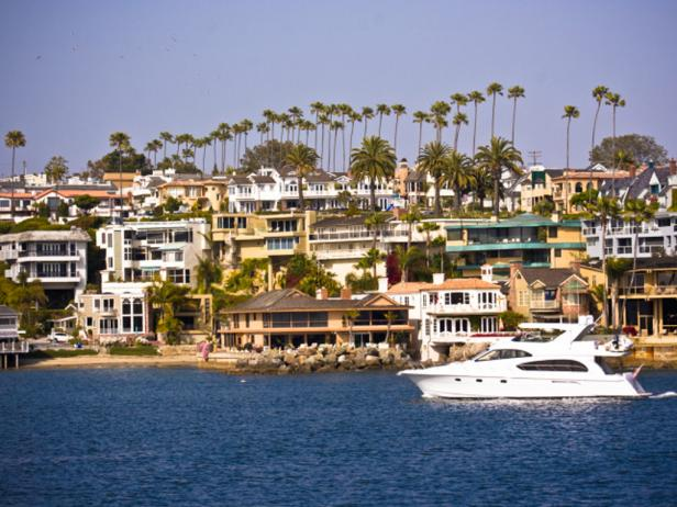 Balboa Island Newport Beach