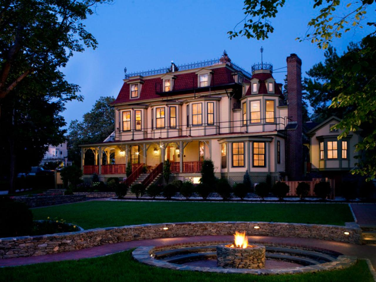 Top 10 New England Bed And Breakfasts Travel Channel