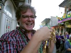 George Motz in New Orleans