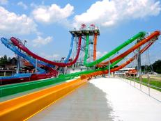 Aqualoop Waterslide