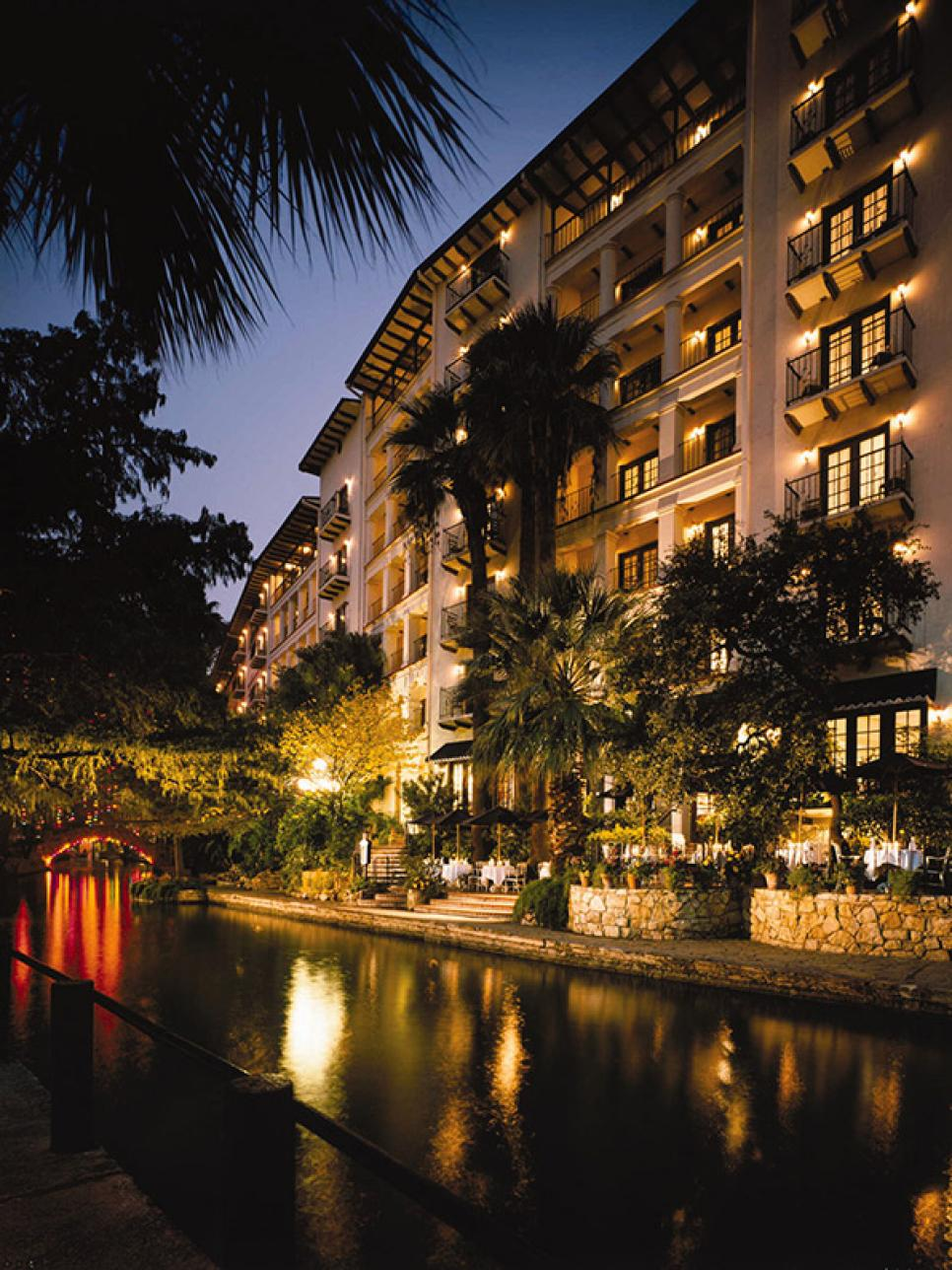 Hotels Near San Antonio River Walk San Antonio Travel