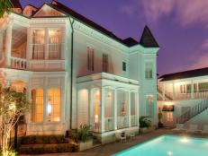 Melrose Mansion, hotels in New Orleans French Quarter