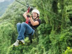 Zip Line Canopy Eco-Adventure