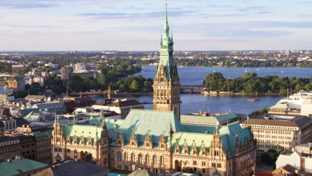 Germany city tour - Hamburg