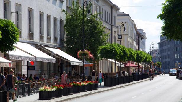 Germany city tour - Dusseldorf