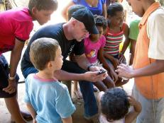 Todd Carmichael in Brazil