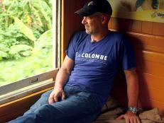Todd Carmichael in Thailand