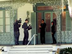 Ghost Adventures at the Myrtles Plantation