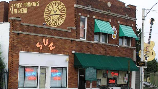 What to do in Memphis - Sun Studio