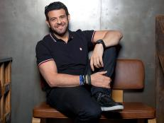 Adam Richman, host of Man Finds Food, grew up in the food Mecca of New York City and began his love affair with food early on.