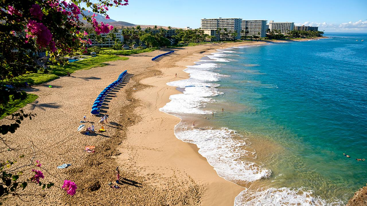 Top 10 hawaiian beaches beaches travel channel for Best beach vacations us