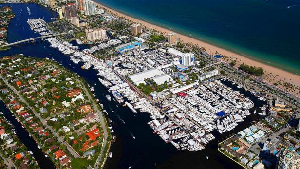 Ft. Lauderdale International Boat Show