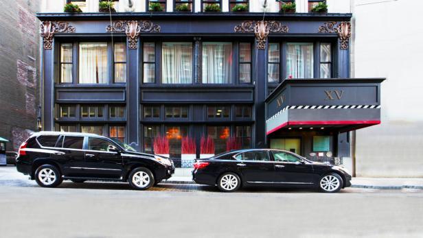 Boston Fifteen Beacon Hotel