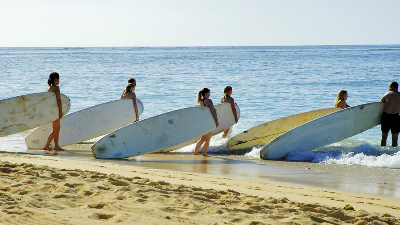 Learn to surf hawaii oahu craigslist