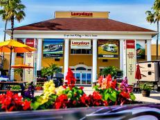 Lazydays RV in Tampa, FL
