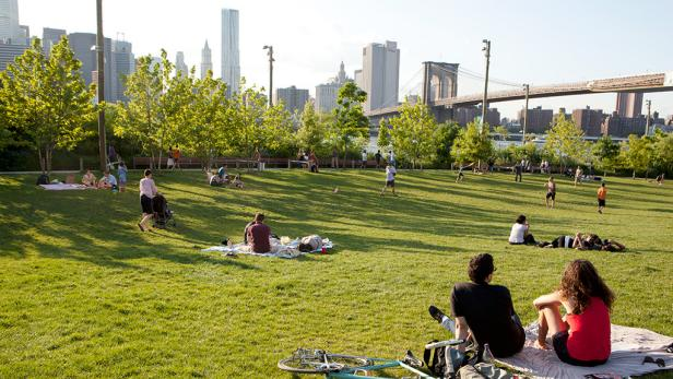 Brooklyn Bridge Park, New York City