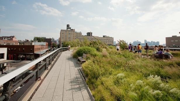 The High Line, New York City