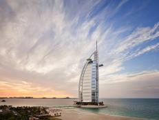 Check Into the 7-Star Burj Al Arab