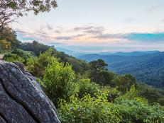 Let Travel Channel be your guide as you explore the stunning southern landscapes of Virginia's National Parks.