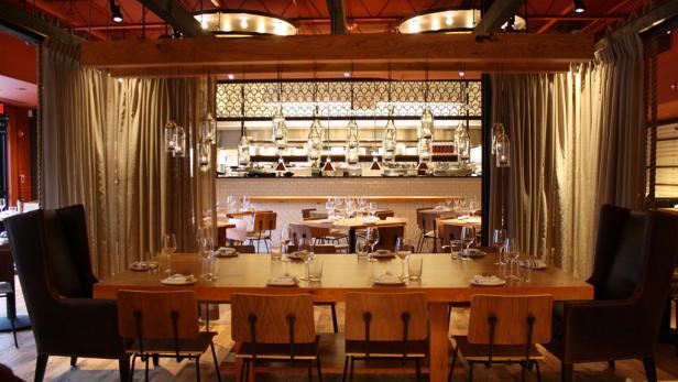 kr steakbar, restaurant, interior, atlanta, georgia