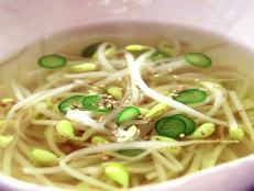 The Koreans hangover cure is a soup called haejangguk.