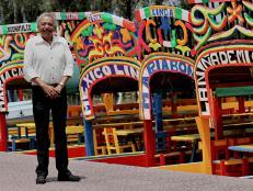 1. Professor Sebastian Flores Farfan, director of the Xochimilco Historical Archives in Mexico City