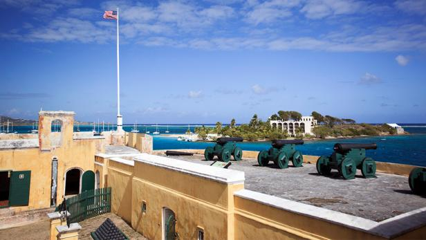 Christiansted National Historic Site (St. Croix)