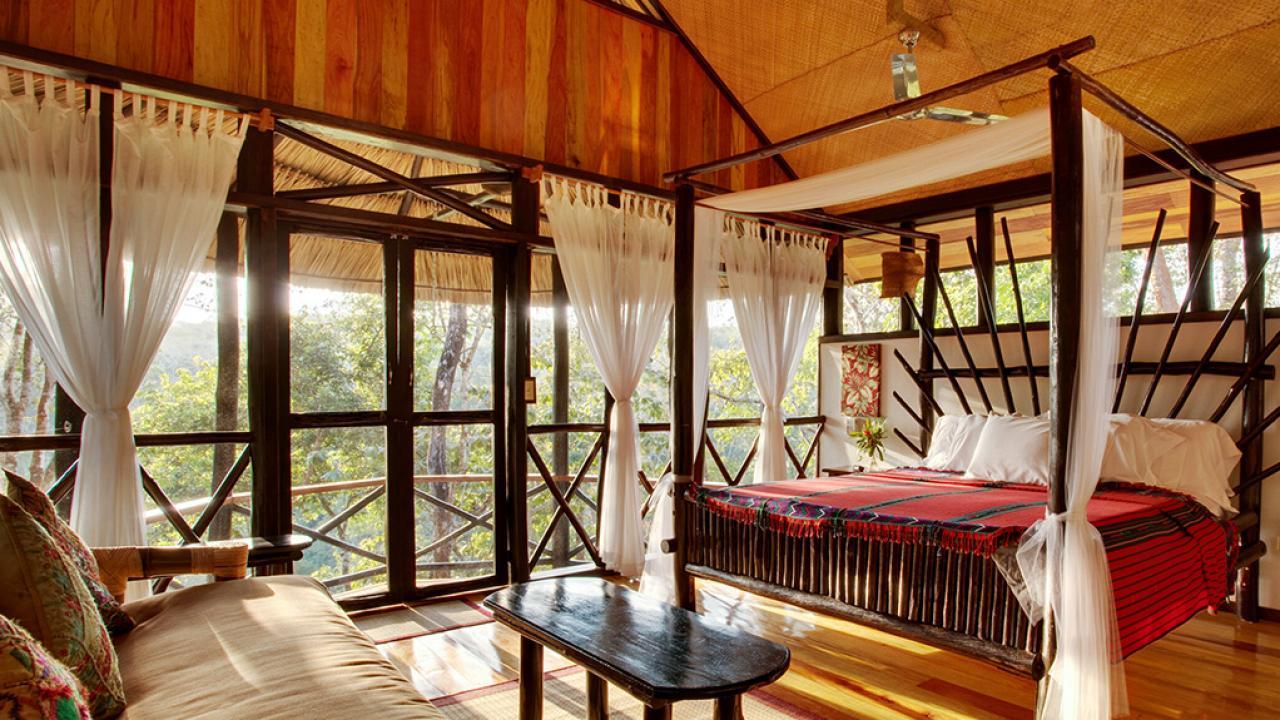 Belize S 10 Best Jungle Lodges Belize Travel Channel