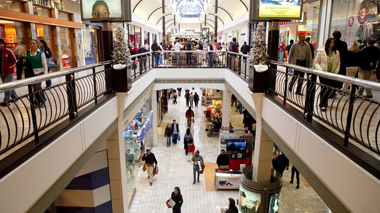 Top 10 us shopping malls shopping travel channel for Shopping for home