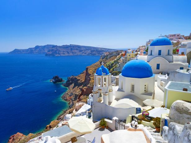 Greece Vacation Destinations Ideas And Guides