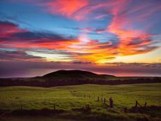 Sunset North Kohala, Hawaii