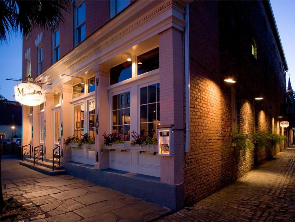 Top  Romantic Restaurants Charleston