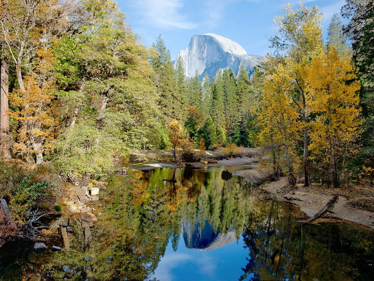 Yosemite National Park California Travel Channel