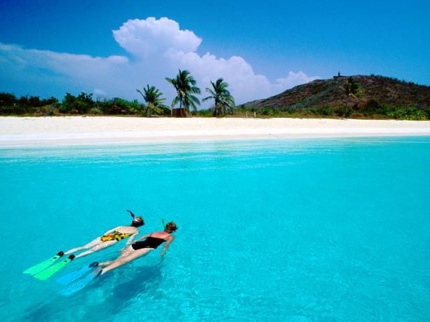 Puerto Rico S Hidden Beaches Travelchannel Com Travel