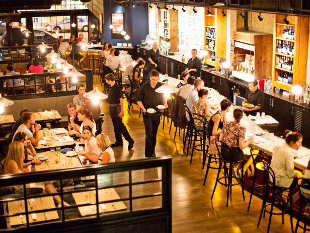 baby wale, restaurant, interior, dining, washington, dc